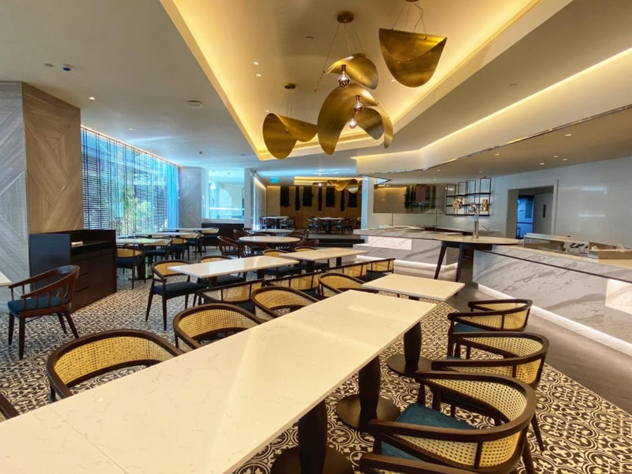 Cinnamon Grand Colombo - Taprobane Restaurant
