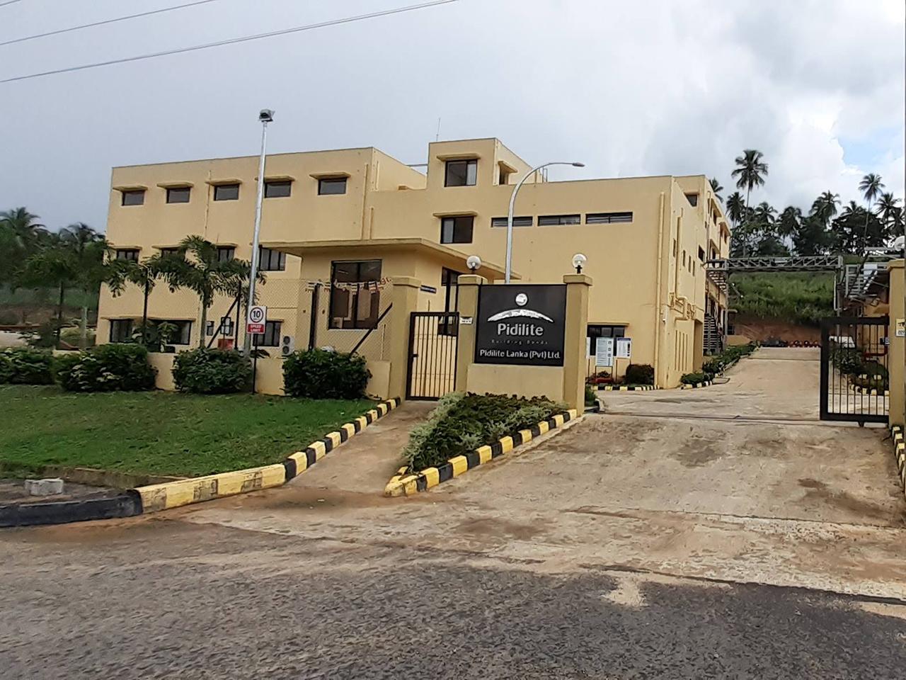 Pidilite Lanka Factory, Polgahawela