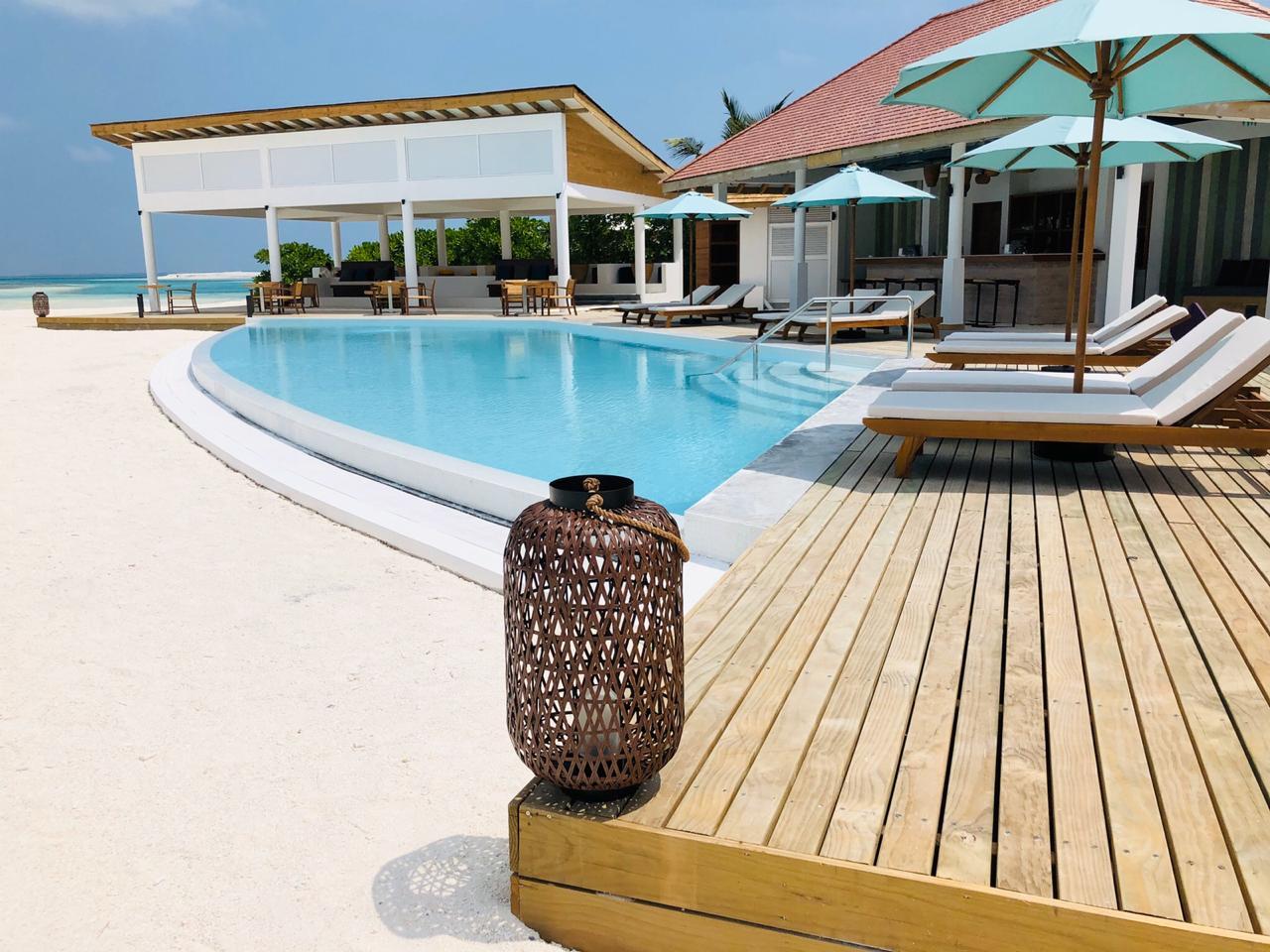Cinnamon Hakuraa Hurra, Maldives