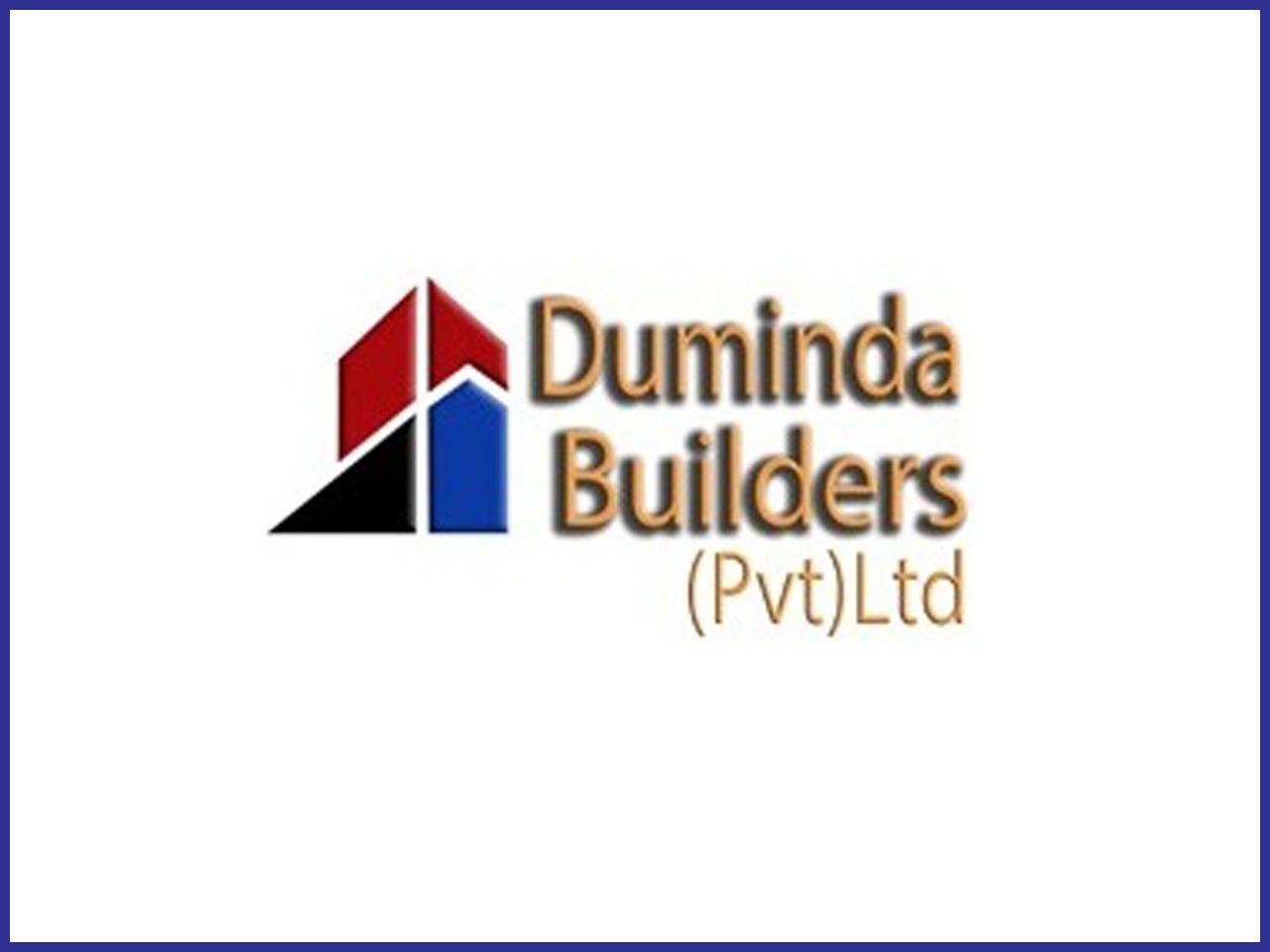 Duminda Builders Cover